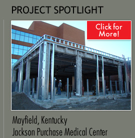 Darnell Steel Project Highlights